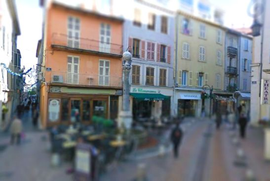Rue Thuret - Antibes