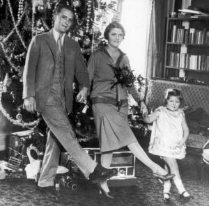 Francis Scott Fitzgerald e famiglia